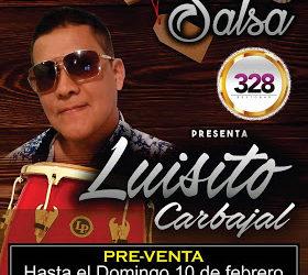 Amor en Salsa Presenta Luisito Carbajal
