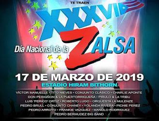 Todos los detalles del Día Nacional de la Zalsa