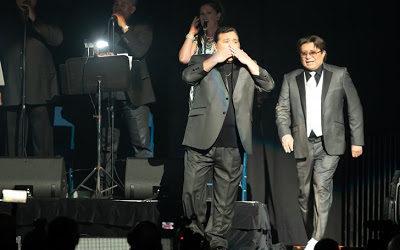 Richie Ray & Bobby Cruz celebran sus 55 años artísticos en Puerto Rico