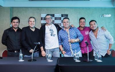 Pronto: Luis Enrique junto al Septeto Acarey