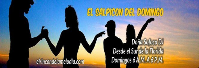 EL SALPICON DEL DOMINGO BANNER